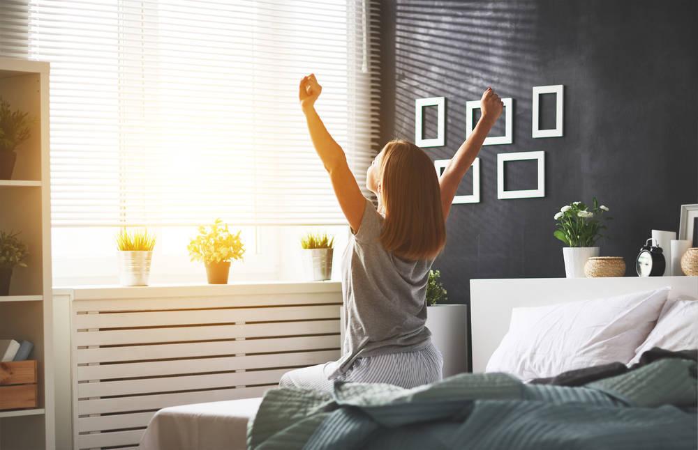 Duerme mejor y evita el insomnio