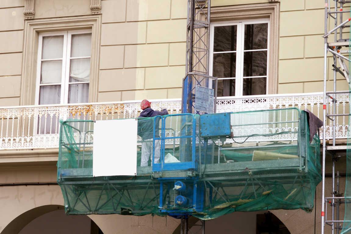 La rehabilitación de edificios gana terreno en nuestro país