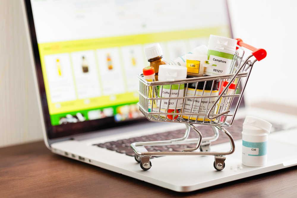 Las ventas de productos farmaceúticos online se disparan